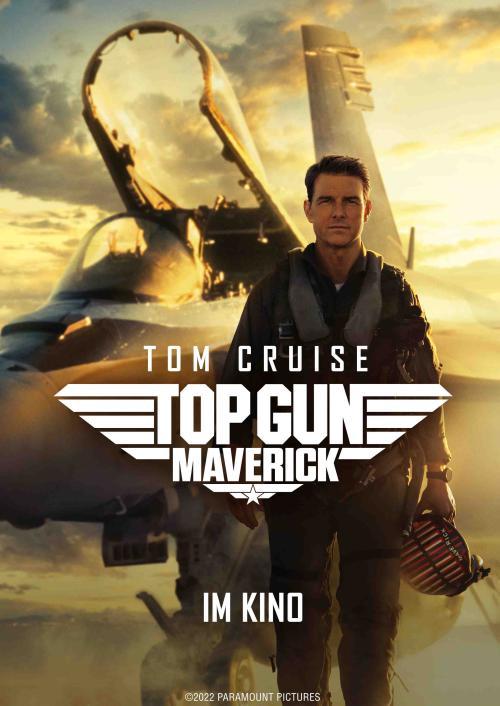 Arena Cinemas - Top Gun: Maverick