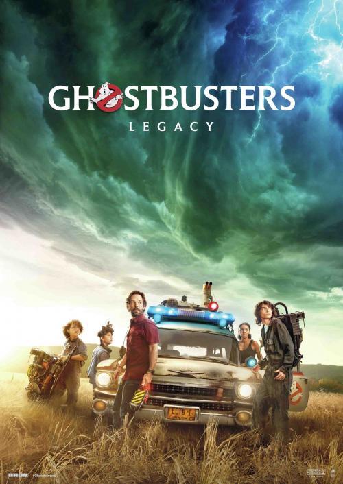 Arena Cinemas - Ghostbusters: Afterlife