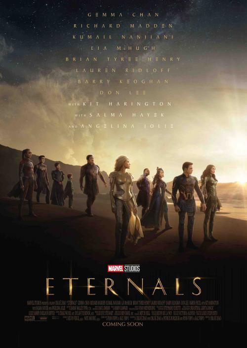Arena Cinemas - Eternals