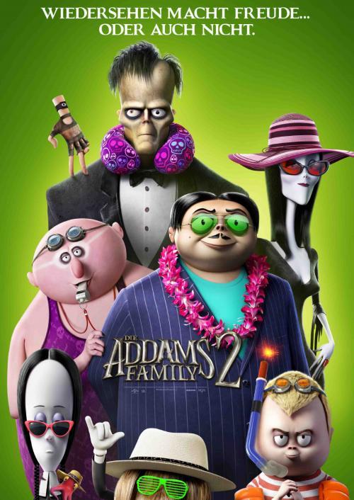 Arena Cinemas - The Addams Family 2