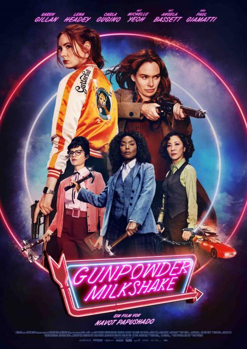 Arena Cinemas - Gunpowder Milkshake